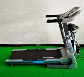 Alat fitness - treadmill elektrik alat fitness