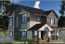 Luxary farmhouse with all amenities