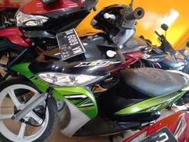 SAWO MOTOR * MIO J 2012 HIJAU
