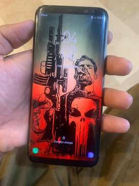 Doted phone samsung s8 plus