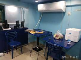 Restaurant in boring road for sell all setups ready. Running cafeteria