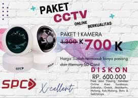 Pasang CCTV baby Cam pantau ONLINE HP. [DISKON] harga PROMO