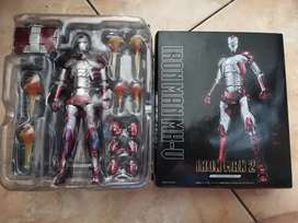 Action figure iron mk 5