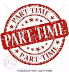 Part time job  near by you