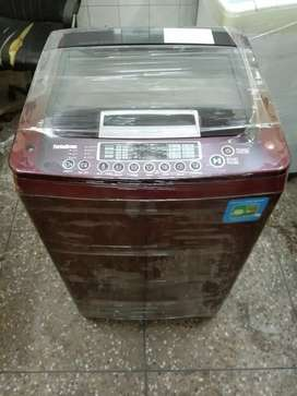 LG fuzzy logic 6.5 kg walky talky fully automatic washing machine
