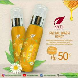 Facial Wash Madu (Honey)