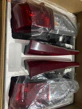 Crysta back tail lights brand new orignal both