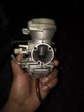 Mint condition carburettor pulsar 150 cc digital meter