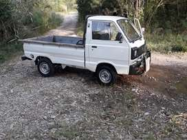 Suzuki ravi for rent loading with driver