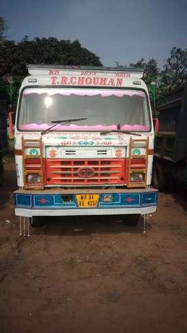 Tata hywa truck dumper