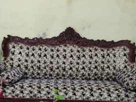 Saharanpuri sofa