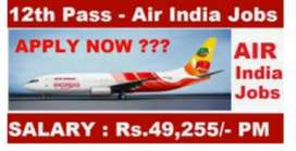 SpiceJet airlines hiring urgent