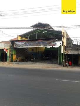 Dijual Bengkel di Jalan Raya Semambung, Gresik