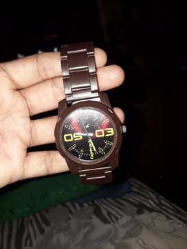 My fecture of watch  1 month