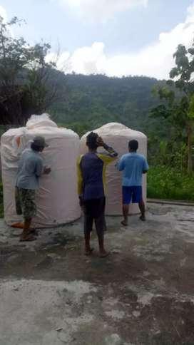 Tandon air Klaten tandon 5000 liter bahan plastik