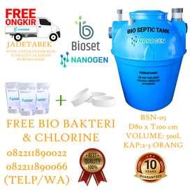 septic tank, NANOGEN anti bocor dan modern