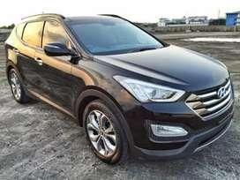 2012 Santa Fe Hyundai diesel CRDi AT
