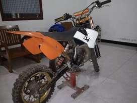 Jual KTM SX 65 tahun 2008