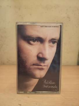 Kaset Pita Phil Collins