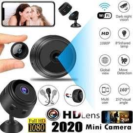 WiFi Mini Spy Live Audio Video Live Recording Camera Watch Live Mobile