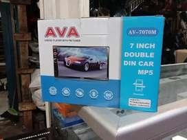 Dekglass 7 inch AVA non dvd dan tv