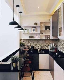 HOME / OFFICE INTERIOR ,,KITCHEN SET,, RUANG PERTEMUAN