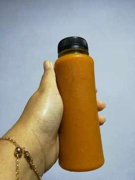 Pre order jamu kunir asem homemade - asli