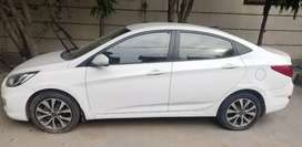 Hyundai Verna 10 -2013 very good condition new tyers