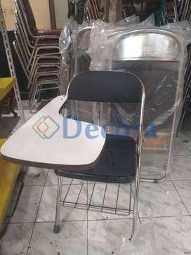 kursi kuliah kursi lipat dengan meja