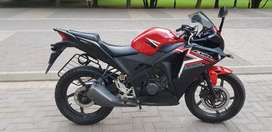 Honda CBR 150 Red color, 24k driven, well maintained bike for sale
