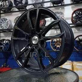 Pelek Mobil Velg Hsr Forged Original Ring 19 Civic Crz Crv Hrv Termurh