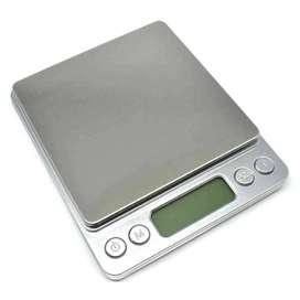 AyooDropship - Timbangan Dapur Mini Digital Platform Scale 1kg 0.1g -