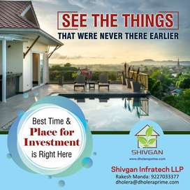 Residential Plots in Dholera At Best Price