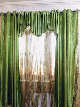 Beautiful stylish curtains parday