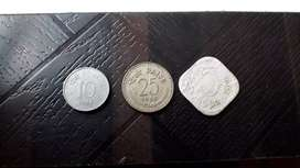 Indian paise