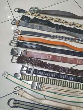 Belts at give away price
