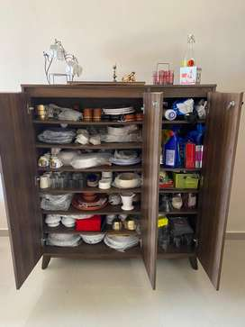 Cabinet from urban ladder
