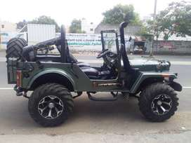 jeep Automatic 3000 kms only
