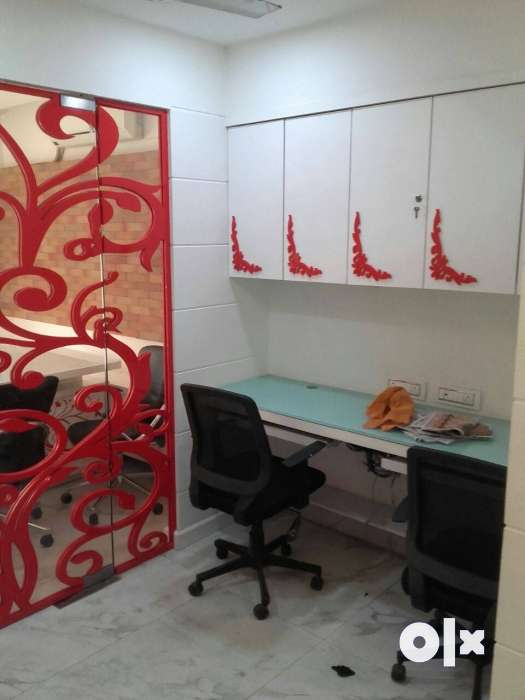 Delicious plug N plug fully furnished office at 0