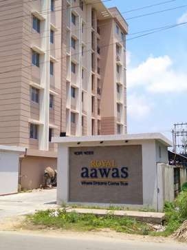 Brand new flat for Rent,, Royal Aawas, poruwa, Tezpur