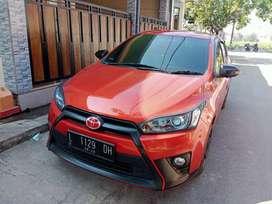 Toyota Yaris tipe G Manual