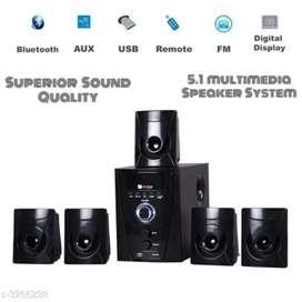 Flow Flash Bluetooth 5.1 Multimedia Bluetooth Speaker