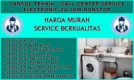 Service Mesin Cuci Servis Kulkas AC tidak dingin Waru Sidoarjo