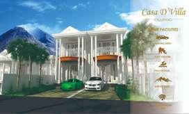 Rumah Mewah Siap Bangun design exlusive,privacy dekat UII