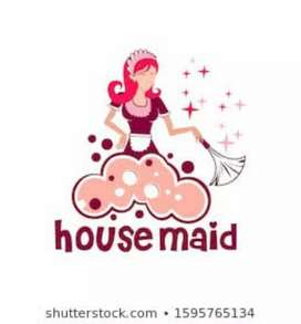 A NEEDY HELPER GIRL MAID REQUIRED