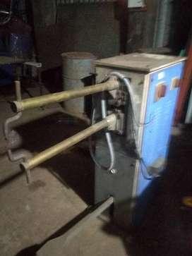 Spot welding machine 10KVA, 1, 2 phase, copper windings