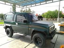 DIJUAL Feroza 2WD Hijau Metalic