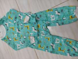 Baju tidur anak dapet 3 pcs