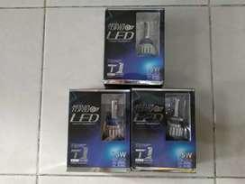 Lampu LED AES 75W H11 super terang