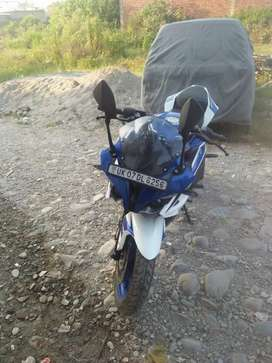 pulsar rs200 all new condition only 2000km used